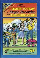 Rico Learn to Play the Magic Recorder Book, Step 1