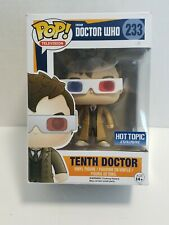 Funko Pop Doctor Who Tenth Doctor No.233 Hot Topic Exclusive