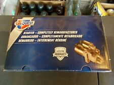 Starter Motor-Starter CARQUEST 6750S Reman - NEW IN BOX - FREE PRIORITY SHIPPING