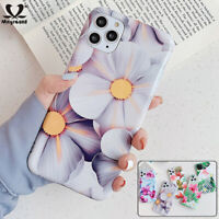 Geometric Silicone Case ShockProof Marble Cover for iPhone 11 Pro Max Xr Cases