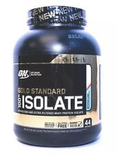 ON Optimum Nutrition Gold Standard 100% Isolate Protein Birthday Cake 3lbs 11/20