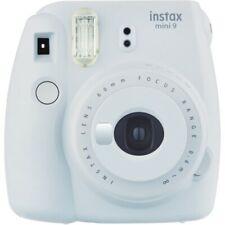 Fujifilm Instax Mini 9 Instant Camera, Smokey White NEW