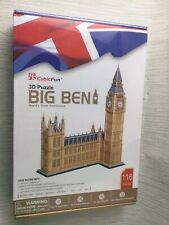 Cubic Fun 3D Big Ben Puzzle Jigsaw Build NEW in Packaging Gift London W942