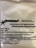 Waldmeister 2x100g Eispulver Softeispulver Speiseeispulver Eismaschine