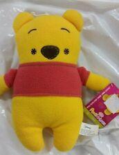 DISNEY POOK A LOOZ WINNIE THE POOH TEDDY BEAR BRIGHT PLUSH SOFT FLEECE TOY