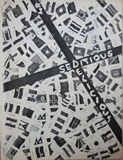Bru Dye, Joie Cook Ron Kolm / Seditious Delicious #1 First Edition 1984