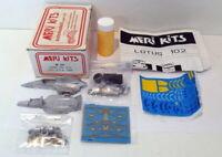 Meri Model Kits 1/43 Scale White Metal MK165 Lotus 102 F1 GP USA 1990