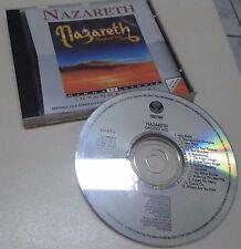 CD Nazareth - Greatest Hits (Rare Brazil Sleeve)