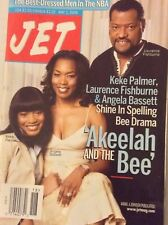 Jet Magazine Keke Palmer Laurence Fishburne May 1, 2006 090417nonrh