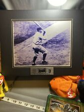 Babe Ruth 60th Home Run In 1927 Copperstone Collection Picture Black White