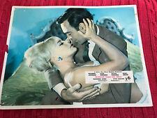 Deadlier Than The Male 1967 Rank lobby card Elke Sommer Richard Johnson