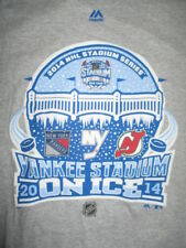2014 NEW YORK RANGERS v NEW JERSEY DEVILS Winter Classic YANKEE STADIUM LG Shirt