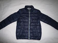 Esprit  Winter Jacke Steppjacke blau  Gr.140/146 für Jungen