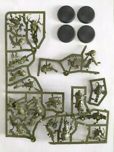Warhammer 40k - Lot de 4 Plague Marines - Death Guard - Chaos Space Marines