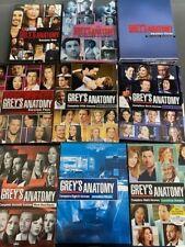 The Complete 1-9 Season Grey's Anatomy DVD set TV Show Drama ABC Binge Watch