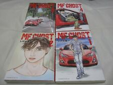 W/Tracking 7-14 Days to USA. USED MF Ghost Vol.1-4 Set Japanese Version Manga