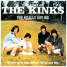 The Kinks / You Really Got Me (Best Of / Greatest Hits) *NEW* CD