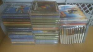 52 CD's Fünf Freunde 95-129, 13 Cds als Hörbuch, 4 Cds zum Film