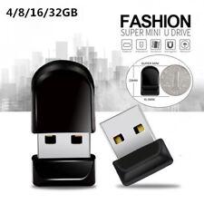 4GB-32GB Flash Memory Stick Waterproof Mini USB 2.0 Pen Drive U Disk Lot Bulk