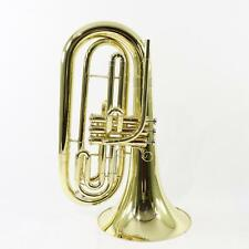 King Model 1124 'Ultimate' Marching Baritone in Gold Lacquer BRAND NEW