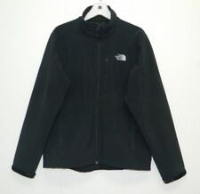 THE NORTH FACE Black Fleece Lined Zip Pockets/Front Windproof Jacket Mens sz M