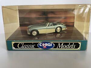 Corgi Classic Models 1.43 Scale Austin Healey Open Top 96220 Boxed