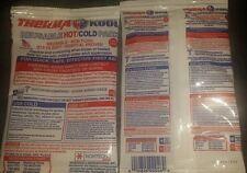 10 Therma-Kool Reusable Hot/Cold Gel Pack 4x6 Model TK46  same one schools use.