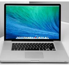 Apple Macbook Pro 17-inch - Intel Core 2.66Ghz i7 - 8GB - 500GB Laptop