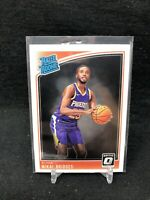 2018-19 Donruss Optic Mikal Bridges Rated Rookie Card RC #200 Phoenix Suns E32