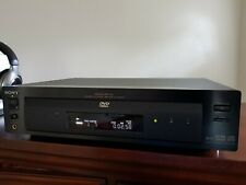 SONY DVP-S7700 DVD CD Reference Player DD/DTS - Box Manual Cables Remote
