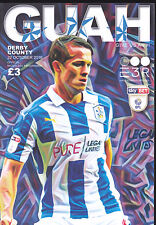 2016/17 HUDDERSFIELD TOWN V DERBY COUNTY 22-10-2016 Championship Promotion