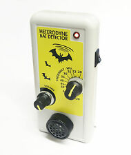Heterodyne Bat Detector with Speaker / Ultrasound / ultrasonic Sound
