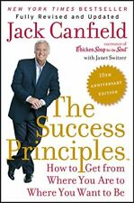 The Success Principles(tm) - 10th Anniversary E, Canfield-,
