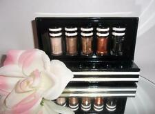 Authentic MAC Nocturnals Pigment and Glitter 5pc Gift Set Black + Gold SOLD OUT