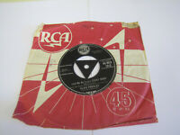 1957 Elvis Presley - ( Let Me Be Your ) Teddy Bear / Loving You Tri-Centre