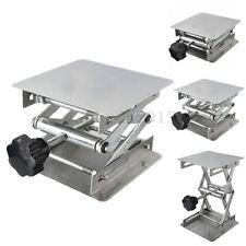 Lifting Platforms Stand Rack Scissor Lab-Lifting Manual Control 100X100X150mm