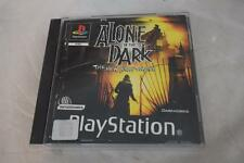 Sony playstation one PS1 ALONE IN THE DARK THE NEW NIGHTMARE jeu