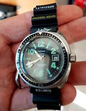 Montre de plongée Fresard  automatic 21 rubis diver watch