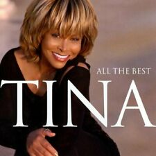 Tina Turner - All The Best - Tina Turner CD 4KVG The Fast Free Shipping