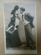 Vintage Theatre Postcard- GIRL FROM KAYS- Millie Legarde & Louis Bradfield