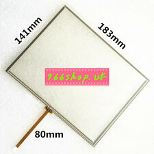 "For 8"" inch 4 wire for AT080TN52 V1 Touch Screen Digitizer Glass 183*141mm"