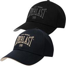 Everlast Classic Bonnet Casquette de Baseball Tenniscap Golf Neuf