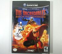 Incredibles: Rise of the Underminer (Nintendo GameCube, 2005)