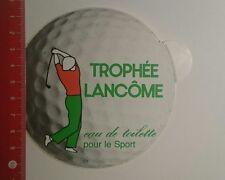Aufkleber/Sticker: Trophée Lancôme eau de Toilette (28121614)