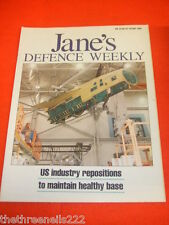JANES DEFENCE WEEKLY - US INDUSTRY - MAY 20 1995 VOL 23 # 20