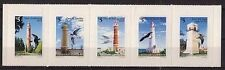 Birds tree Historical Lighthouse military tower URUGUAY Sc#1659 MNH STAMP cv$15