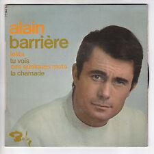 BARRIERE Alain Vinyl 45 tours EP LOLITA - BARCLAY 71144 Languette  F Reduit RARE