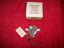 1951 Ford Mainline Styline Custom NOS electric clock n original box 1A-15000-B