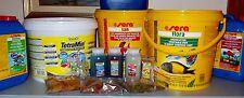 Lotto per acquario con pesci e piante:Maxiconvenienza!! (confezioni 250 ml)