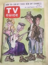 TV Guide - The Beverly Hillbillies- March 12th, 1965